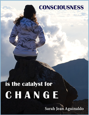 Consciousness is the Catalyst for Change